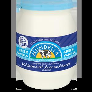Greek Yoghurt Mundella